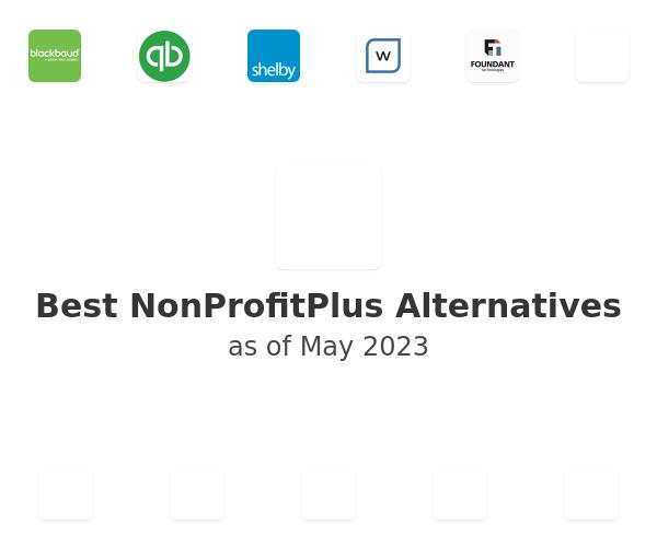 Best NonProfitPlus Alternatives