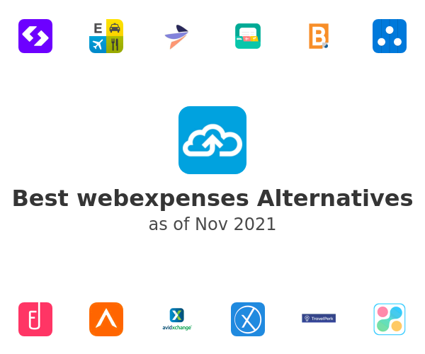 Best webexpenses Alternatives