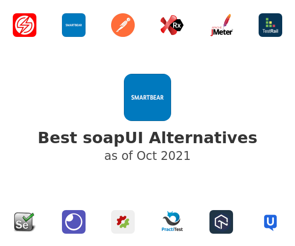 Best soapUI Alternatives