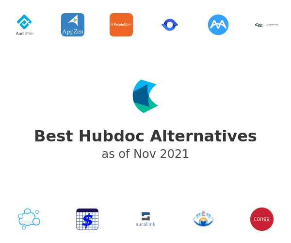 Best Hubdoc Alternatives