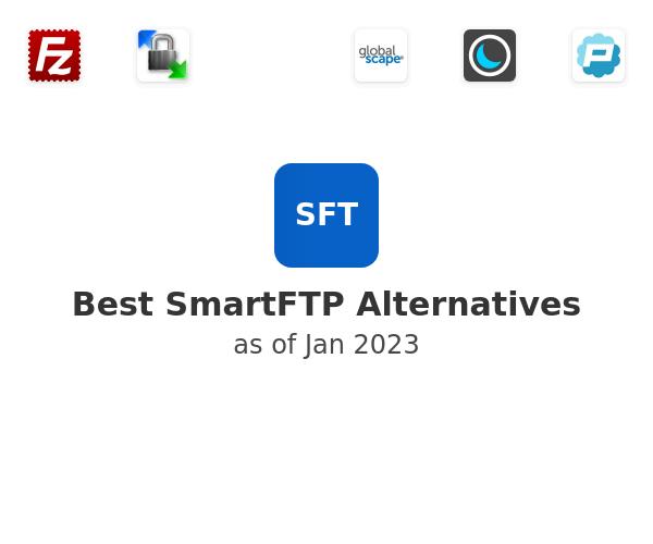 Best SmartFTP Alternatives