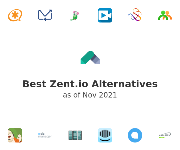 Best Zent.io Alternatives