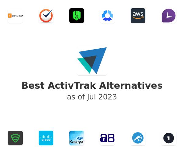 Best ActivTrak Alternatives
