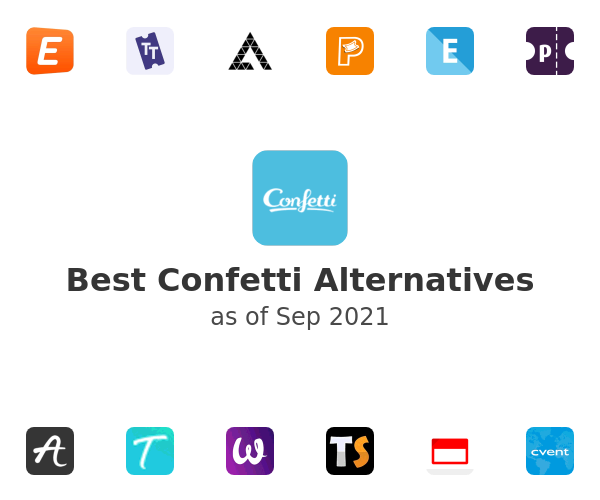 Best Confetti Alternatives
