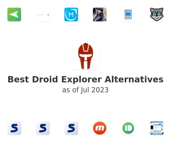 Best Droid Explorer Alternatives