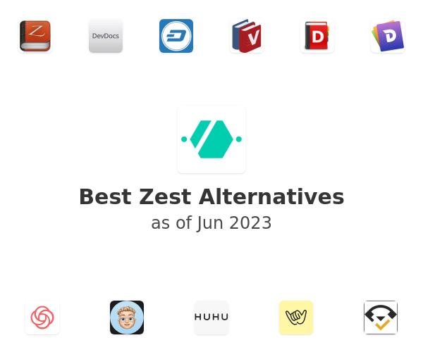 Best Zest Alternatives