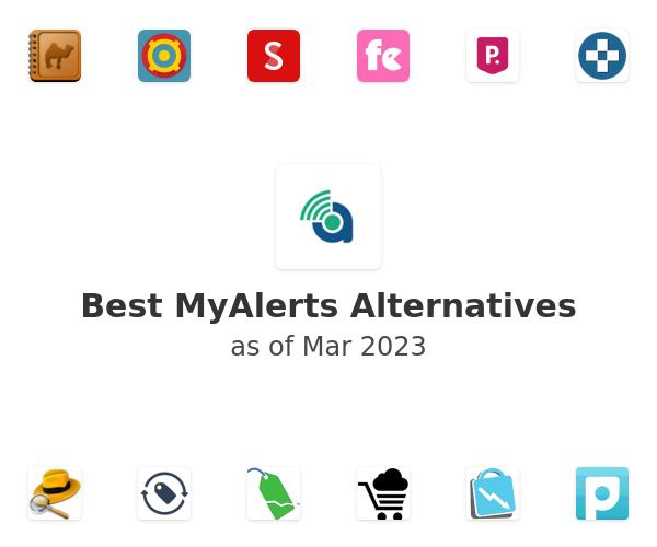 Best MyAlerts Alternatives