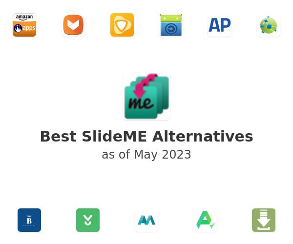 Best SlideME Alternatives