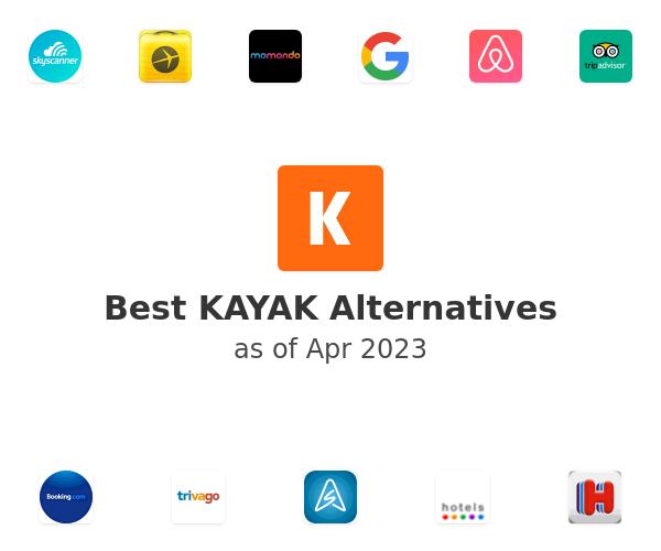 Best KAYAK Alternatives