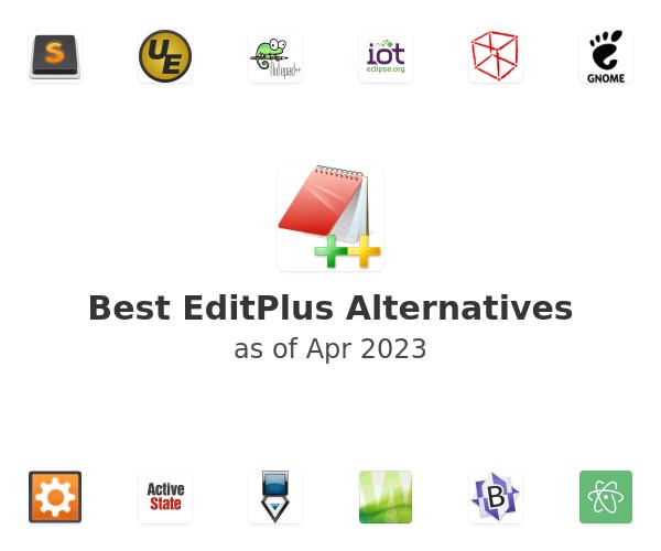 Best EditPlus Alternatives