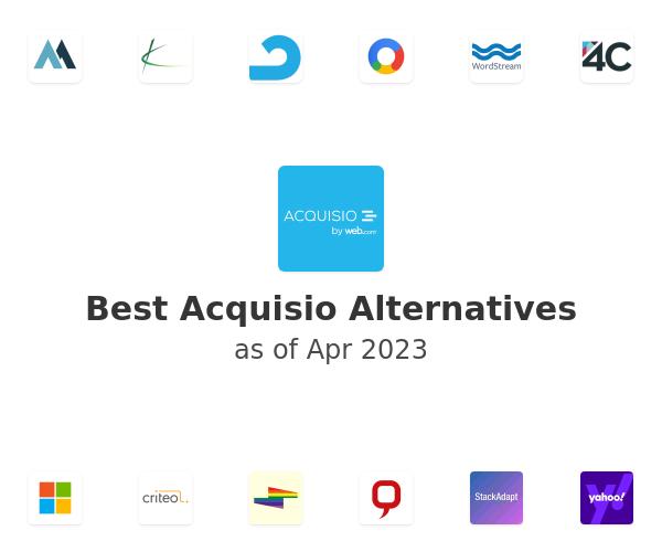 Best Acquisio Alternatives