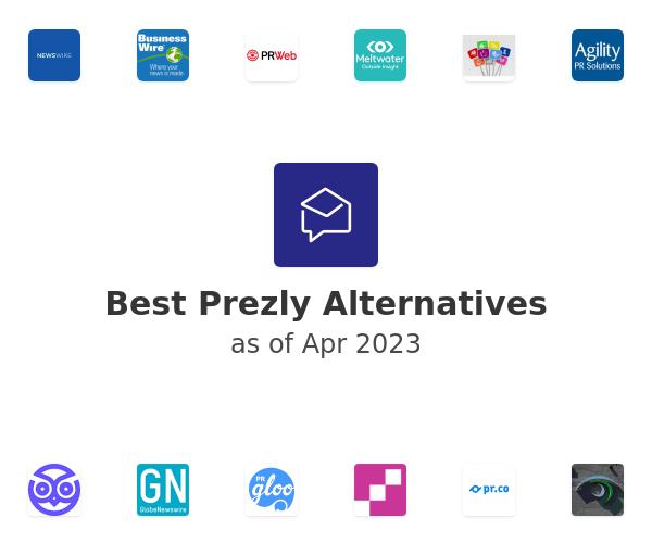 Best Prezly Alternatives