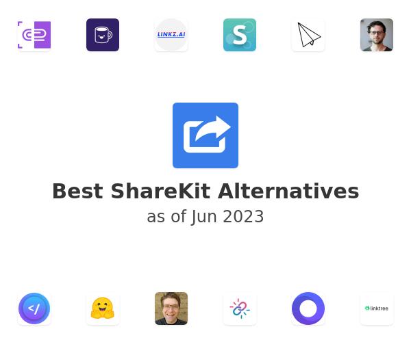 Best ShareKit Alternatives