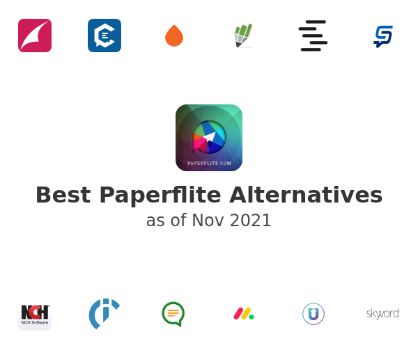 Best Paperflite Alternatives