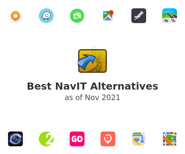 Best NavIT Alternatives