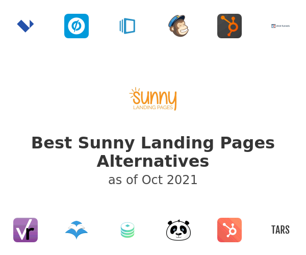 Best Sunny Landing Pages Alternatives