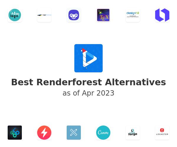 Best Renderforest Alternatives