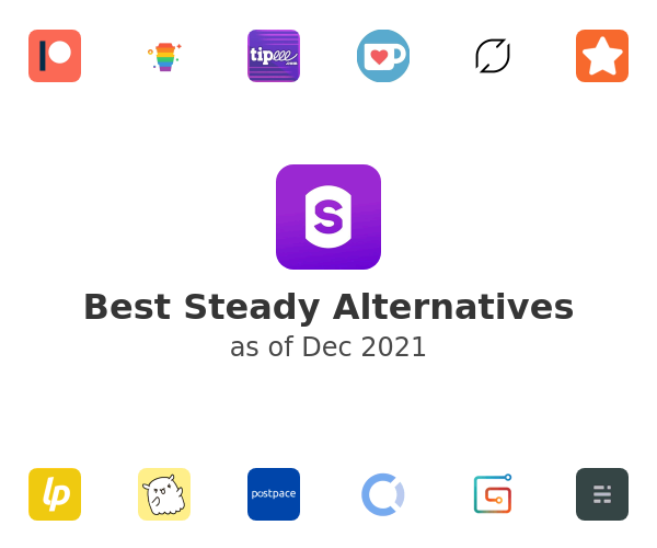 Best Steady Alternatives