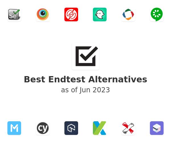 Best Endtest Alternatives