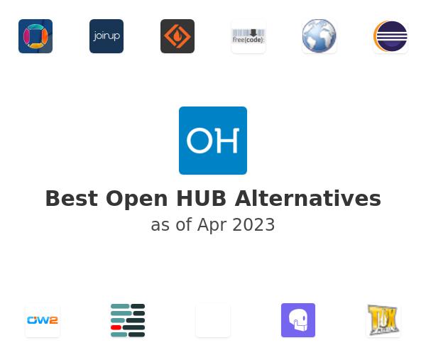 Best Open HUB Alternatives