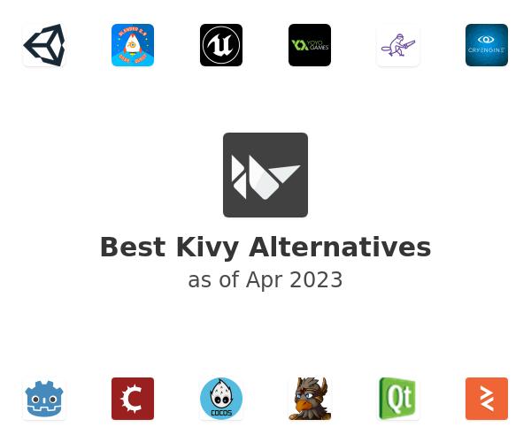 Best Kivy Alternatives