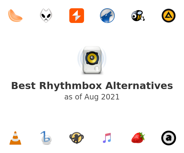 Best Rhythmbox Alternatives