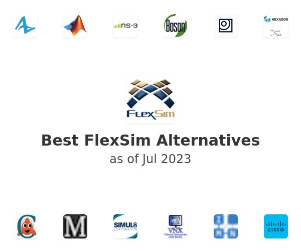 Best FlexSim Alternatives