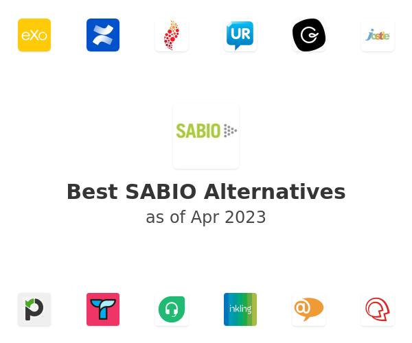 Best SABIO Alternatives