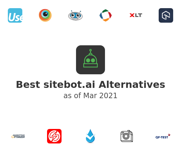Best sitebot.ai Alternatives