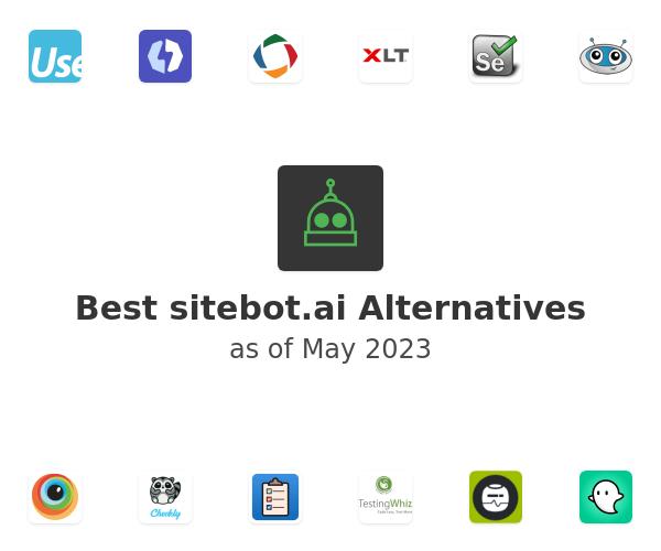 Best sitebot.ai Alternatives