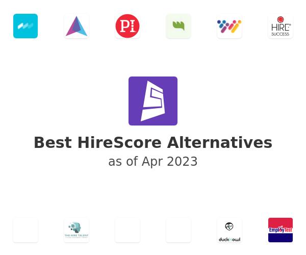 Best HireScore Alternatives