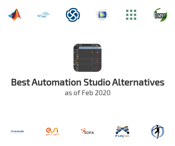 Best Automation Studio Alternatives