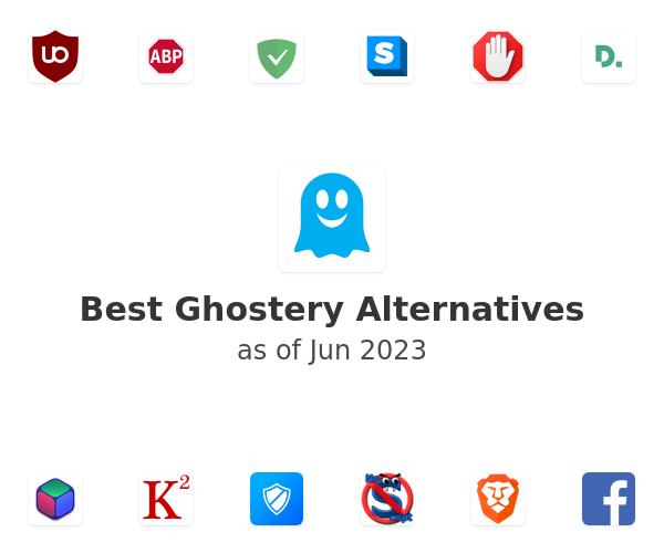 Best Ghostery Alternatives
