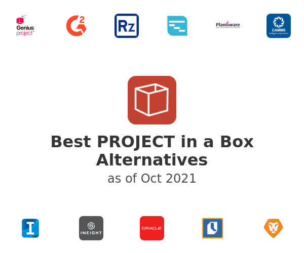 Best PROJECT in a Box Alternatives