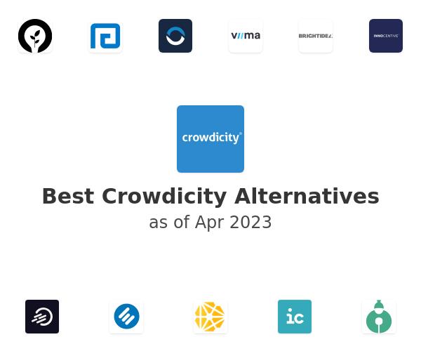 Best Crowdicity Alternatives