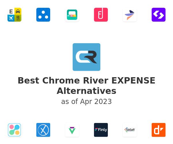 Best Chrome River EXPENSE Alternatives