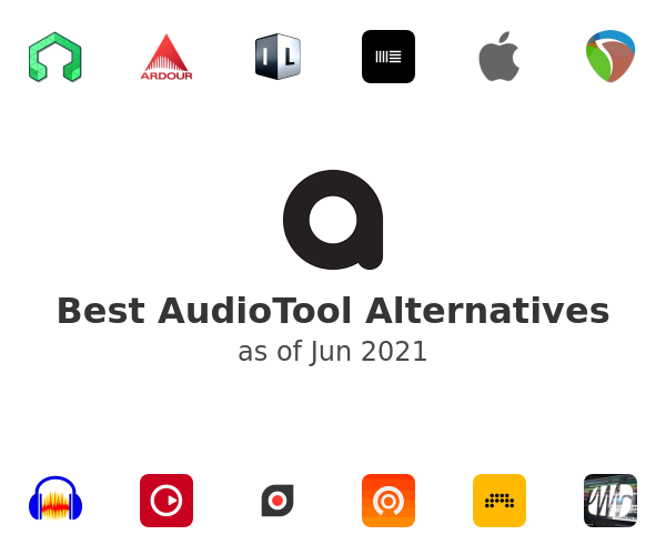 Best AudioTool Alternatives