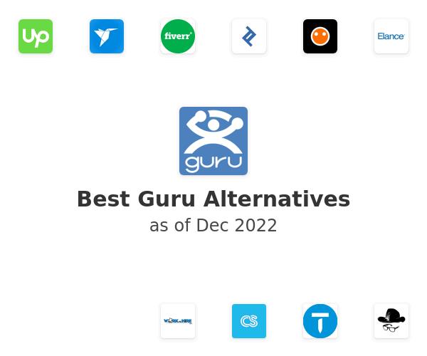 Best Guru.com Alternatives