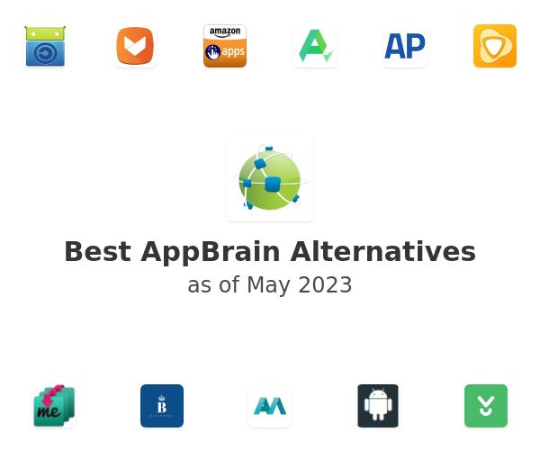 Best AppBrain Alternatives