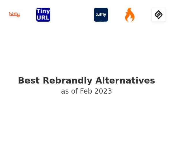 Best Rebrandly Alternatives