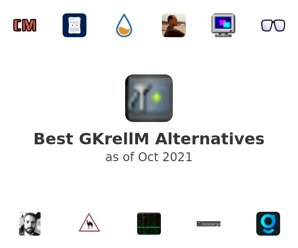 Best GKrellM Alternatives