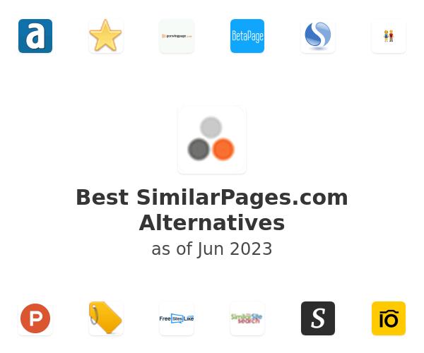 Best SimilarPages.com Alternatives