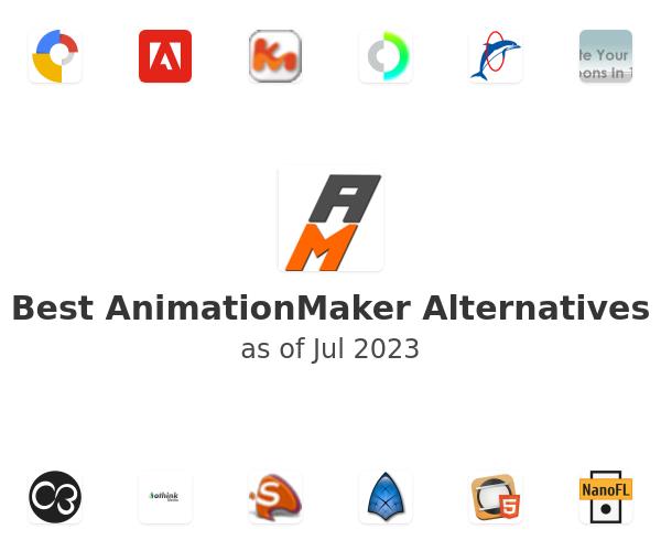 Best AnimationMaker Alternatives
