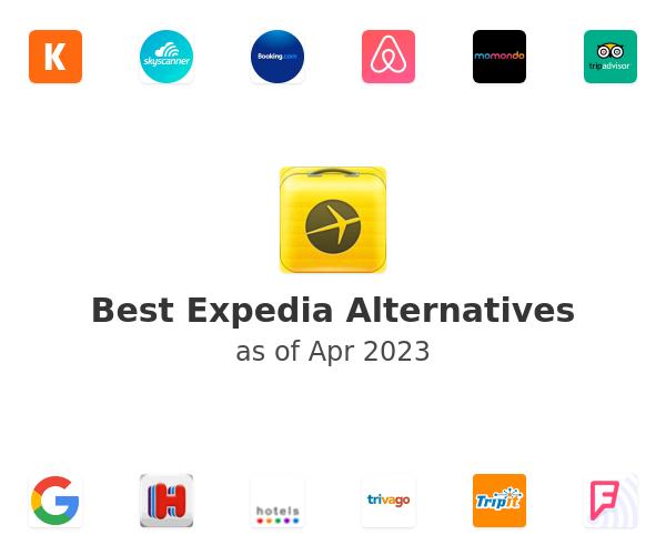 Best Expedia Alternatives