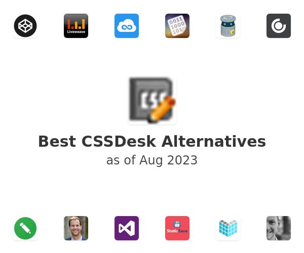Best CSSDesk Alternatives