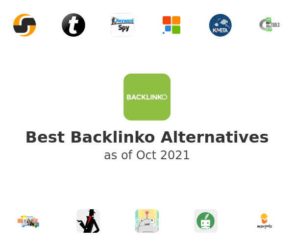 Best Backlinko Alternatives