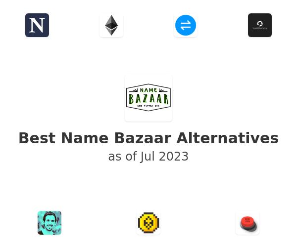 Best Name Bazaar Alternatives