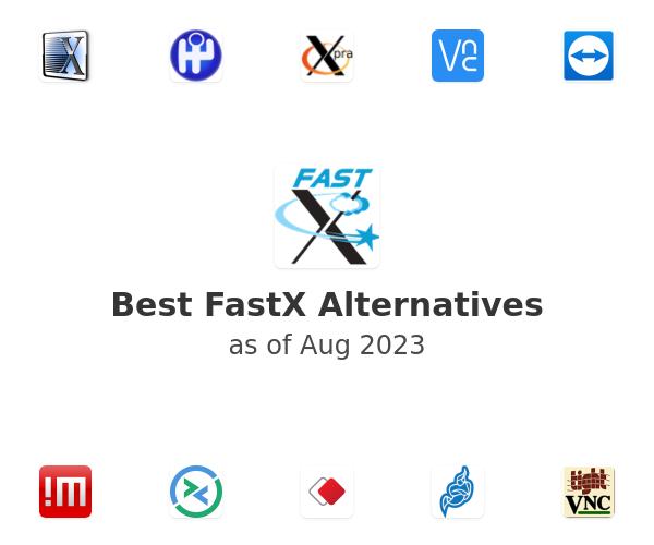 Best FastX Alternatives