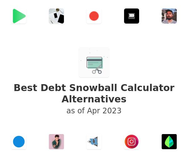 Best Debt Snowball Calculator Alternatives