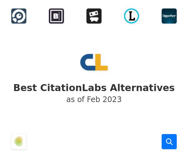 Best CitationLabs Alternatives